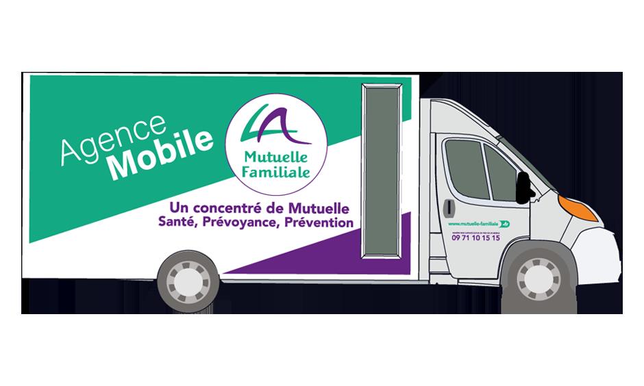 Agence Mobile - La mutuelle Familiale