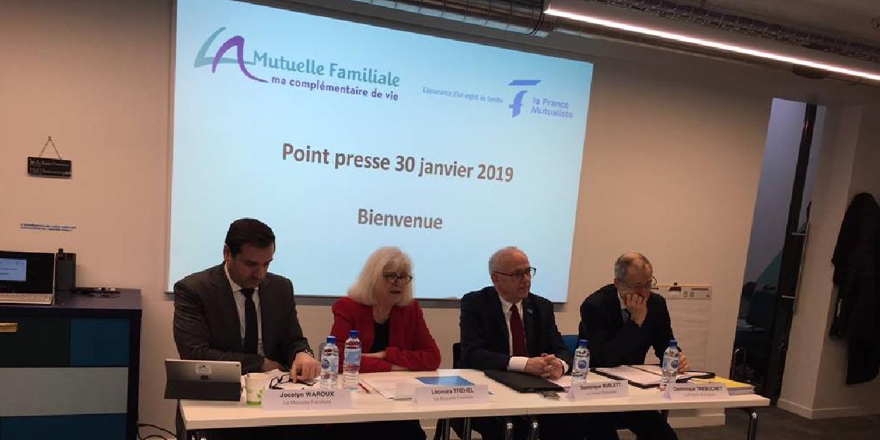 f29c9aebc7ca27 La France Mutualiste et La Mutuelle Familiale s engagent dans une démarche  coopérative pour offrir une meilleure protection à leurs adhérents